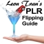 Leon Tran's PLR Flipping Guide – LIVE PROOF! How I Turned $10 into $2042 in 2 hours!