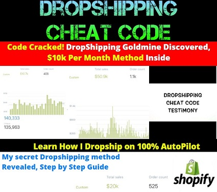 Make Money From Amazon Dropshipping Cheat Code Review