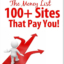 The REAL Money List: 100+ Sites That Pay YOU!