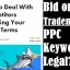 Is it Legal to Bid on Trademarked Pay Per Click Keyword Terms?